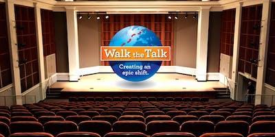 Walk The Talk Speaker Series w/ Abundance