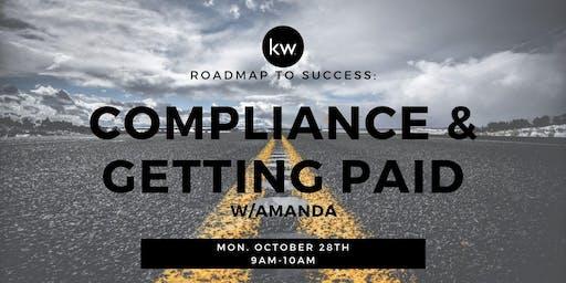 Roadmap to Success: Compliance & Getting Paid w/Amanda