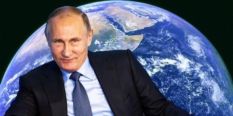 Chat & Chowder with Dr. Angela Stent | Putin's World tickets