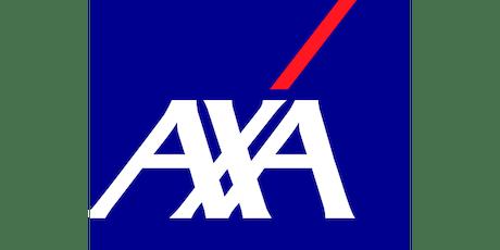 AXA Recruitment Evening tickets