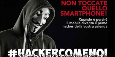 Power Breakfast #HackerComeNoi biglietti