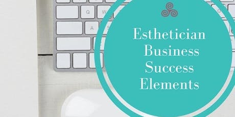 The Business Behind Esthetics™️ tickets