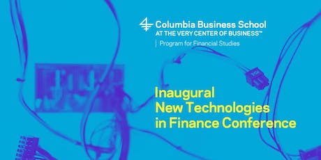 New Technologies in Finance (NTIF) Conference tickets