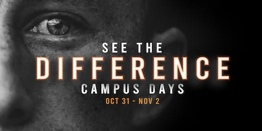 Campus Days - The Difference