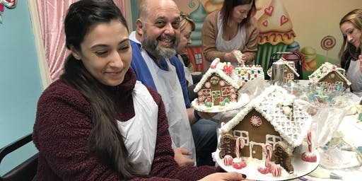Adult Gingerbread House Workshop