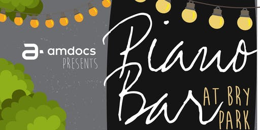 Amdocs presents DoMo Piano Bar on the Skent N Dent Stage