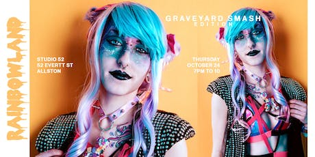 Rainbowland Photoshoot Party - Graveyard Smash Edition! tickets
