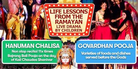 'The Big Diwali 2019' Family & Cultural Fun in Bexley, Kent tickets