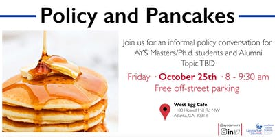 Policy and Pancakes