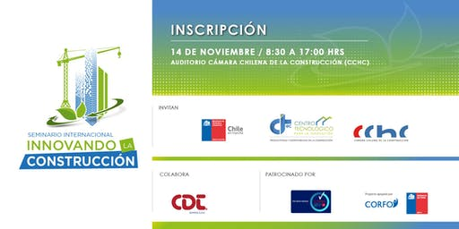 Seminario Internacional: Innovando la Construcción