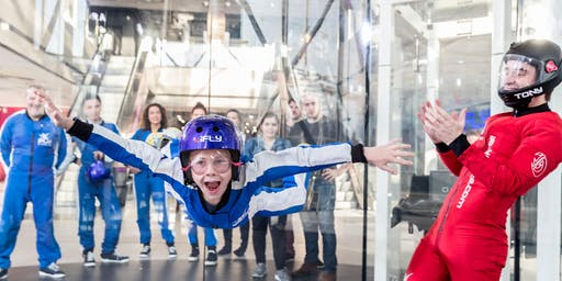 STEM Showcase @ iFLY Milton Keynes