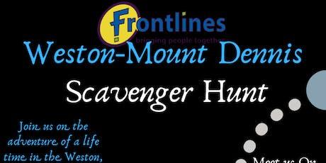 Weston-Mount Dennis Scavenger Hunt tickets