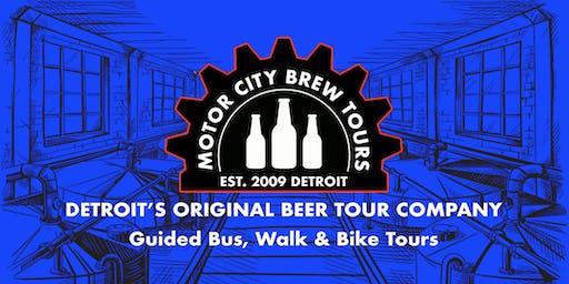 Brewery Walking Tour - Royal Oak - December 14