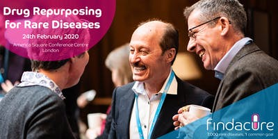 Drug Repurposing for Rare Diseases 2020 Conference