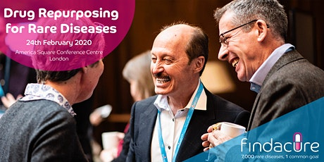 Drug Repurposing for Rare Diseases 2020 Conference tickets