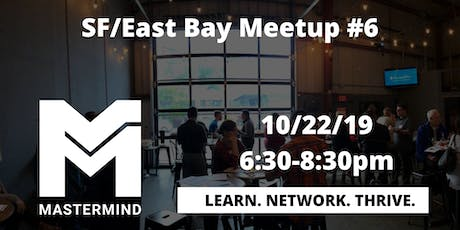 SF/East Bay Home Service Professional Networking Meetup  #6 tickets