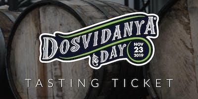 Dosvidanya Day 2019 Tasting Ticket