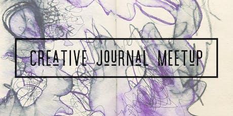 Creative Journal Meetup tickets