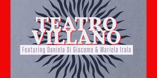Teatro Villano - Improvisando en Español