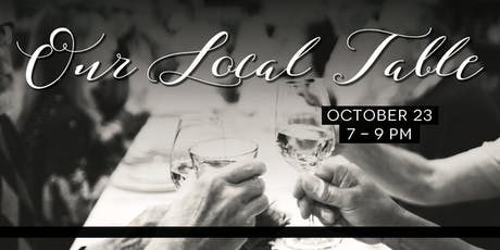 Mint + Craft Presents: Our Local Table- A Community Dining Experience tickets