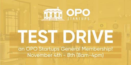 OPO Startups Test Drive - STL Startup Week