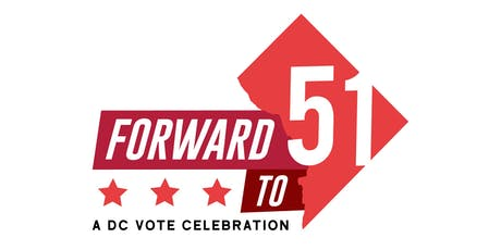 Forward to 51: The 2019 DC Vote Celebration tickets