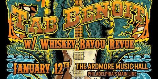 Tab Benoit w/ Whiskey Bayou Revue