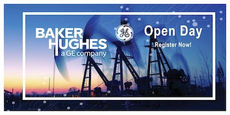 Baker Hughes Open Day tickets