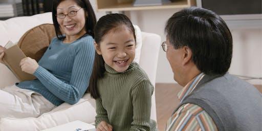 Parent-Child Communication Workshop at Central Library