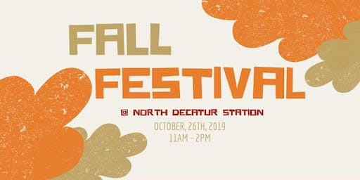 Fall Festival @ North Decatur Station