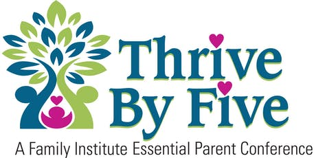 Thrive by Five tickets