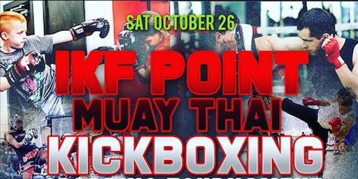 IKF Point Kickboxing Sparring Tournament