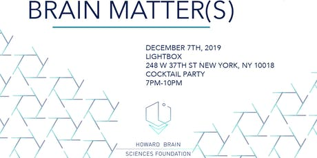 BRAIN MATTER(S) FUNDRAISER tickets