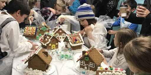 Kids Gingerbread Workshop