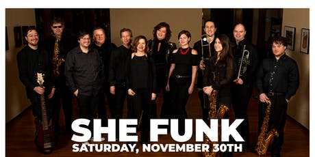 She Funk @ Empire Live Music & Events tickets