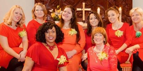 Gospelkonzert mit Sing! Inspiration Tickets