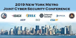 2019 NY Metro Joint Cyber Security Conference &...