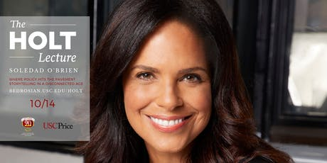 The Holt Lecture, featuring Soledad O'Brien tickets