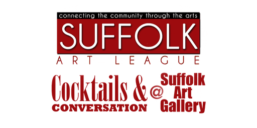 Cocktails & Conversation XXI - Suffolk Art Gallery