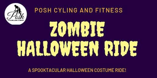 Zombie Halloween Ride!