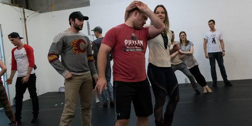 Session 28 - Intermediate B Country Swing - Starts October 20