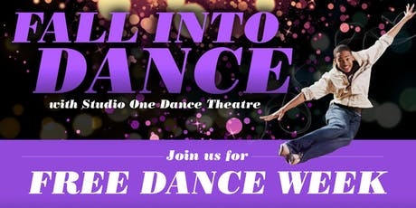 Fall Into Dance Free Trial tickets