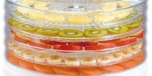Dehydrating Meals for Back-Country Camping