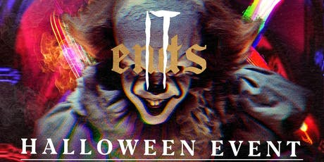 IT ENDS Halloween Party @ Moda Nightclub // Friday October 25th |  tickets