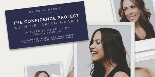The Confidence Project with Dr. Brian Harris