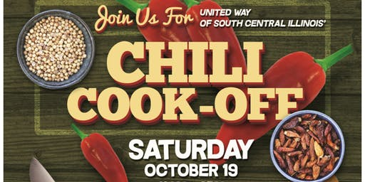 United Way of South Central Illinois Chili & Wing Cook Off