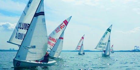 Columbia University Sailing Alumni Regatta Fall 2019 tickets