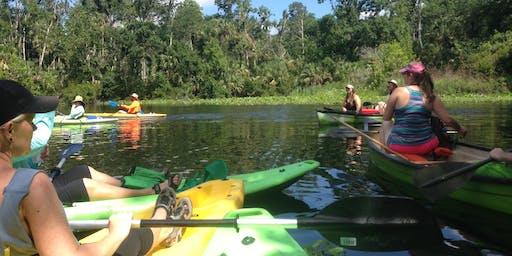 Eco Paddle - Wekiva River
