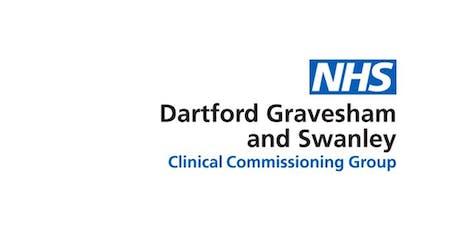 NHS Urgent Care services in Dartford, Gravesham and Swanley tickets