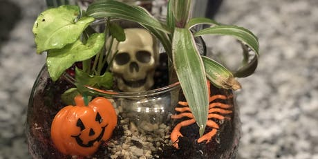 Halloween Terrariums @ The Atrium at Uccello's tickets